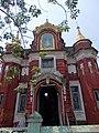Church style temple - panoramio.jpg