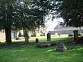 Churchyard, St Peter and St Paul, Shepton Mallet - geograph.org.uk - 378413.jpg