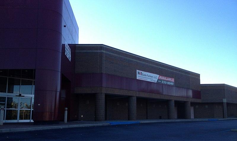 Haywood Mall Sc Food Court