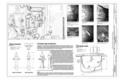 Cistern and Fire Hydrant Details - North Family, Mount Lebanon Shaker Village, 202 Shaker Road, New Lebanon, Columbia County, NY HALS NY-7 (sheet 27 of 29).png
