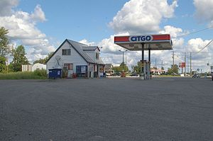 Citgo - Gas station in Bergen, NY
