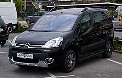 Citroën Berlingo Multispace XTR