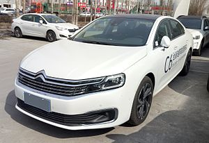Citroën C6 II 02 China 2017-03-24.jpg