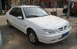 Citroën Elysée Motor vehicle