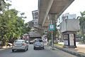 City Centre Metro Station Under Construction - 3rd Avenue - Salt Lake City - Kolkata 2017-04-29 1708.JPG