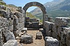 City gate of Amantia, Albania 01.jpg