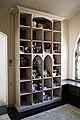 City of London Cemetery Columbarium urn and memorial shelves 1.jpg