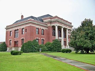 Clarendon County, South Carolina - Image: Clarendon County Courthouse
