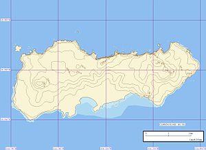 Clarion Island - Clarion Island – Marplot Map (1:50,000)