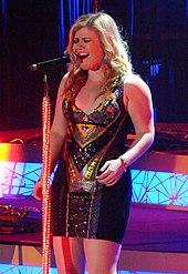 Kelly Clarkson - Wikipedia, the free encyclopedia