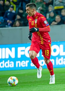 Claudiu Keșerü (cropped) - Sweden vs Romania 23 March 2019.jpg