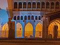 Claustro de la Colegiata del Santo Sepulcro, Calatayud, España, 2012-09-01, DD 01.JPG