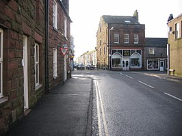 Cleator Moor Main road Junction. - geograph.org.uk - 89918.jpg