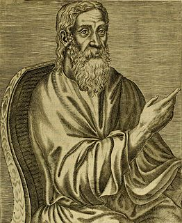 Clement of Alexandria Christian theologian