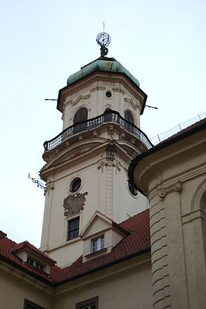 František Maxmilián Kaňka - Clementinum Astronomical Tower