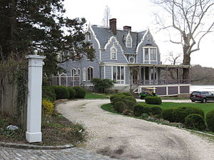 National Register of Historic Places listings in North Hempstead (town), New York - Image: Clifton House 2016