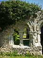 Cloister window, Boxgrove.JPG