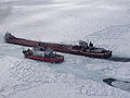 Coast Guard escorts commerce through Lake Superior Ice 140403-G-ZZ999-004.jpg