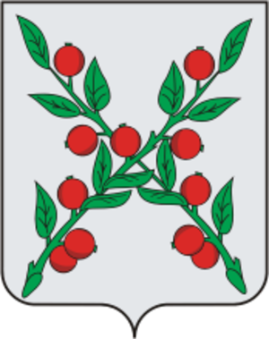 Chaplygin, Lipetsk Oblast - Image: Coat of Arms of Chaplygin (Lipetsk oblast) (2005)