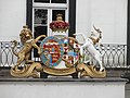 Coat of Arms of Edward Augustus, Duke of Kent and Strathearn, Royal Tunbridge Wells.jpg
