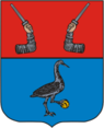 Coat of Arms of Priozersk (Leningrad oblast) (1788).png