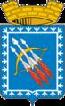 Coat of Arms of Svobodny (Sverdlovsk oblast).png