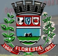 Coat of arms of Floresta PR.png