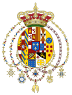 Coat of arms of the Kingdom of the Two Sicilies.svg