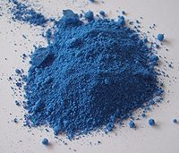 Image illustrative de l'article Bleu de cobalt