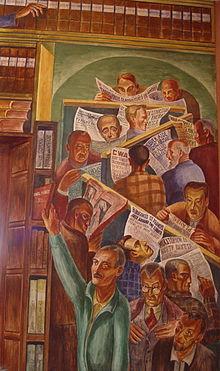 Bernard Zakheim - Wikipedia