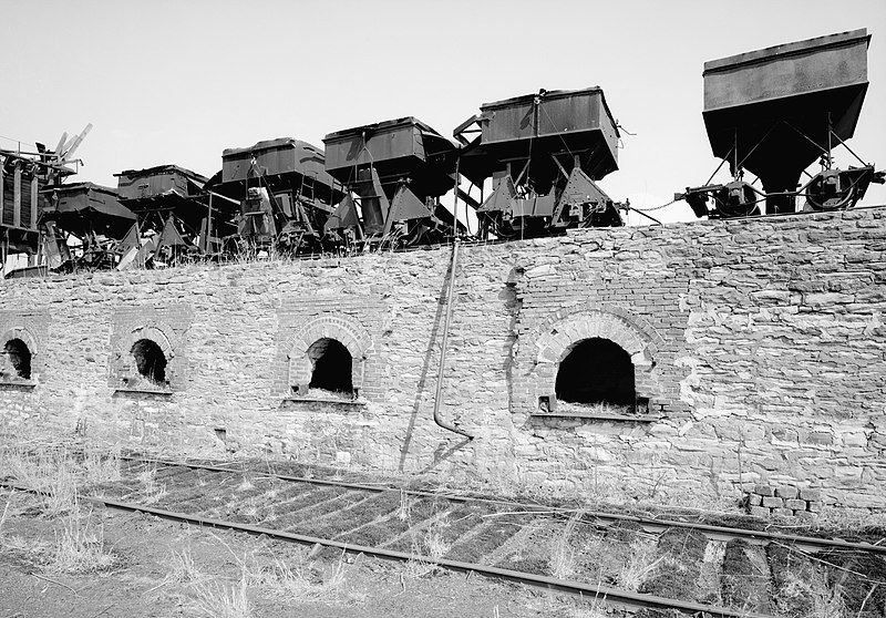 File:Coke ovens at Shoaf.jpg