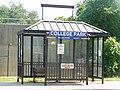 College Park MARC station College Park Station (44453957441).jpg