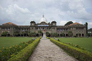 Mahatma Phule Krishi Vidyapeeth - College of agriculture,Pune.