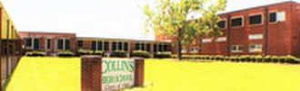Covington County School District (Mississippi) - Image: Collins High School