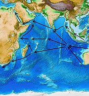 indian ocean countries