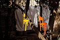 Colorful Chairs in Narkis Street Jerusalem-1 (8205647602).jpg