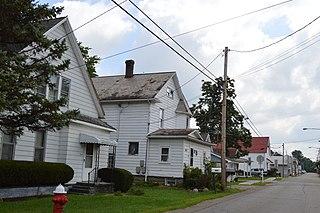 Pleasantville, Ohio Village in Ohio, United States