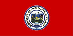 Compostela Valley - Image: Com Val flag