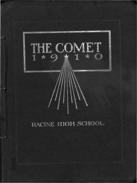File:Comet 1910 yearbook of Racine High School.pdf