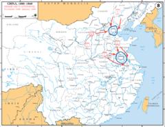 Communist Offensives November 1948 - January 1949