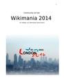 Community auf der Wikimania 2014 in London - ein Reader von Wikimedia Deutschland.pdf