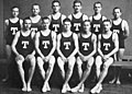 Competitive swimmers in 1923, from- The Big T 1923 (page 173 crop).jpg