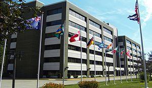 Compunetix - Image: Compunetix Headquarters