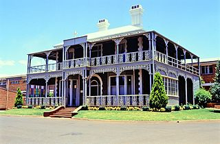 Harristown, Queensland Suburb of Toowoomba, Queensland, Australia