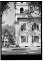 Congregational Church, Main and Seymour Streets, Middlebury, Addison County, VT HABS VT,1-MIDBU,1-4.tif