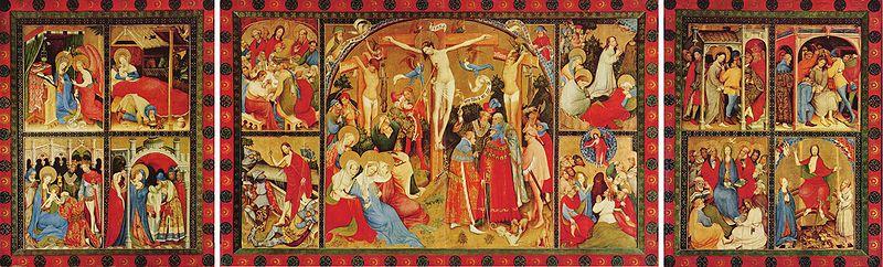 Flügelaltar von Conrad von Soest (Quelle: Wikipedia)