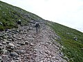 Continuing path to Ben Nevis summit - geograph.org.uk - 856762.jpg