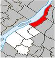Contrecoeur Quebec location diagram.PNG