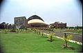 Convention Centre Complex Under Construction - Science City - Calcutta 1996-April 894.JPG