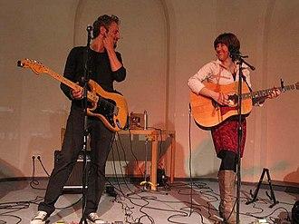 Anna Coogan - Anna Coogan with Daniele Fiaschi, 2012